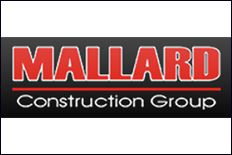 mallard construction logo