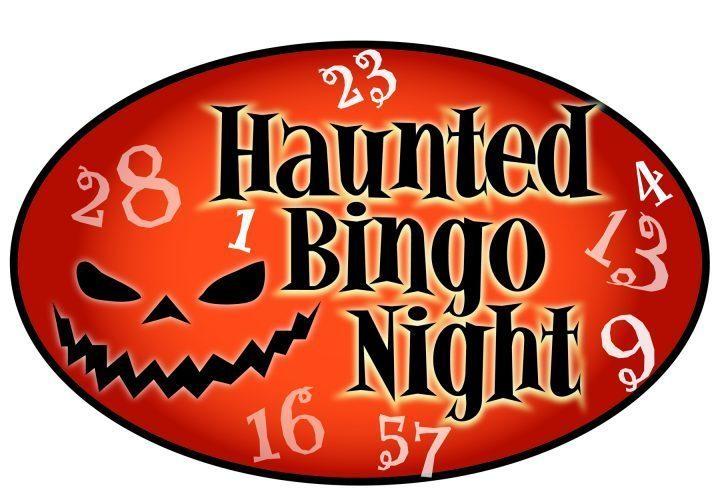 Haunted Bingo logo