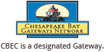 Chesapeake Bay Gateways logo