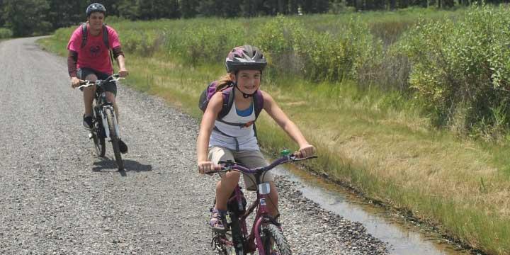 bicycling at CBEC Visit Us