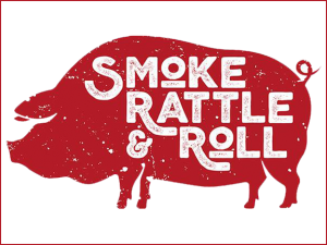 Smoke Rattle and Roll logo