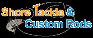 Shore Tackle & Custom Rods logo