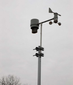 Weather Station at CBEC