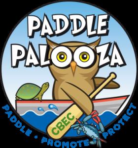 Paddlepalooza logo