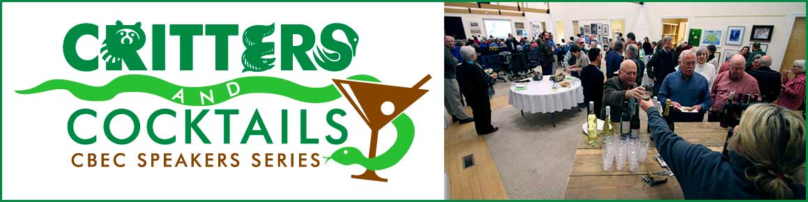 Critters & cocktails logo and photo
